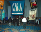 Entering the WSA Show